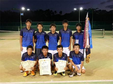 出場校紹介 第43回全国選抜高校テニス大会
